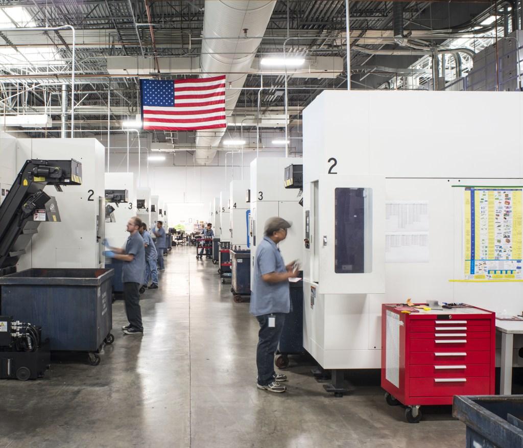 Theranos manufacturing