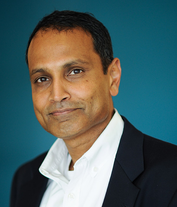Vineet Jain, founder and CEO, Egnyte