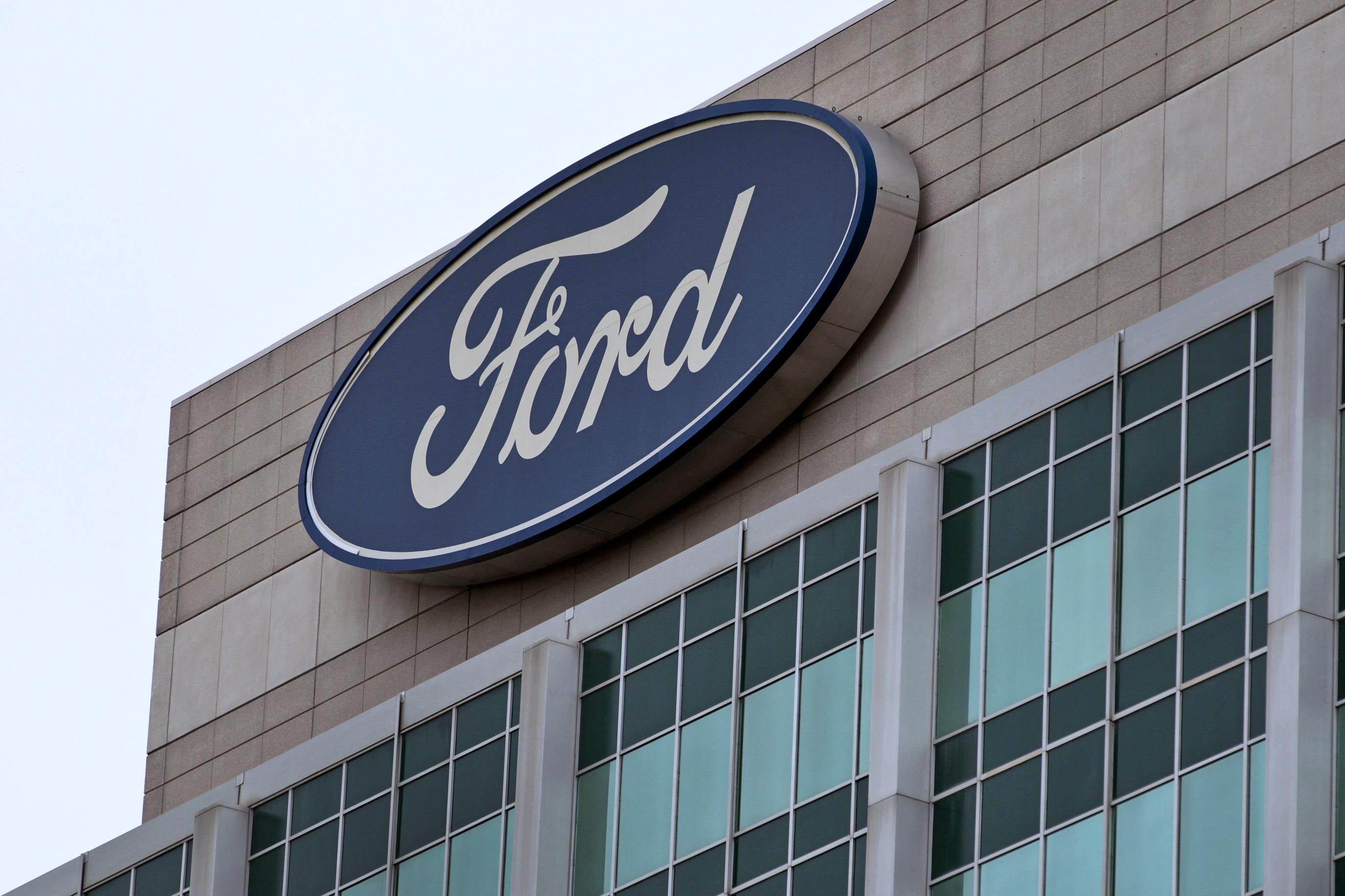 Ford Posts Record $1.69 Billion Third-Quarter Profit