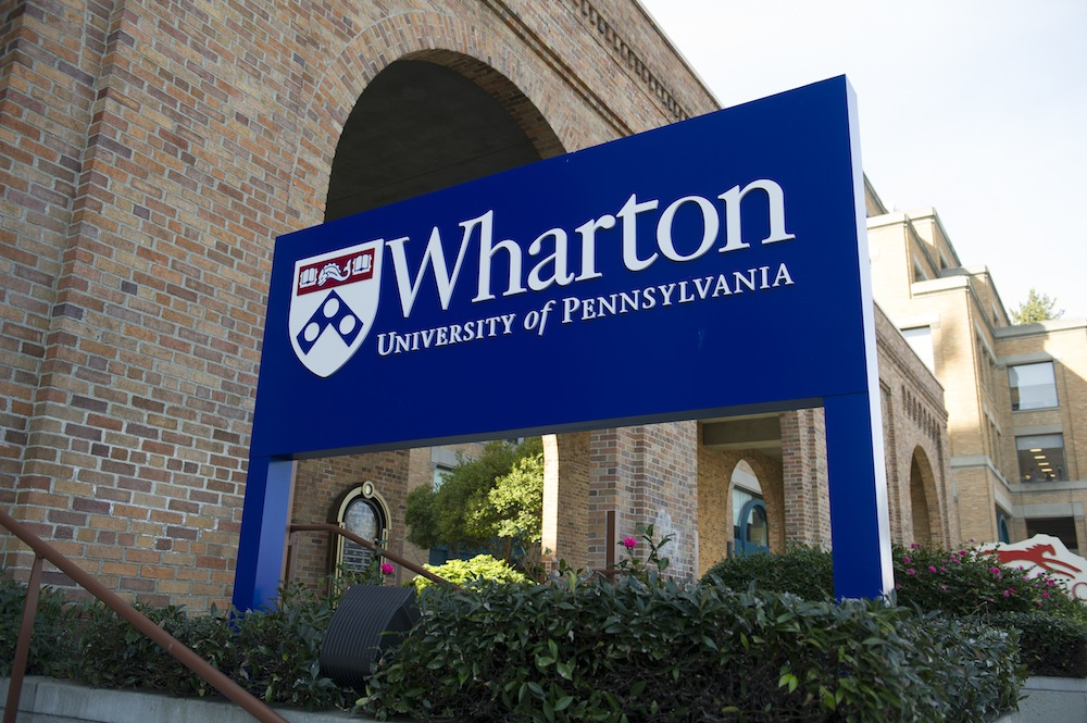 The University of Pennsylvania's Wharton School