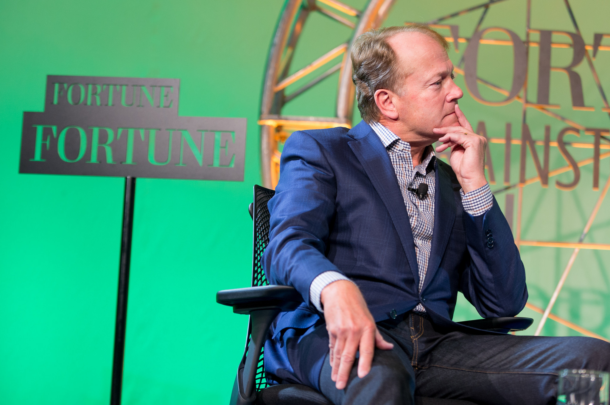 Cisco CEO John Chambers at Fortune Brainstorm Tech 2014