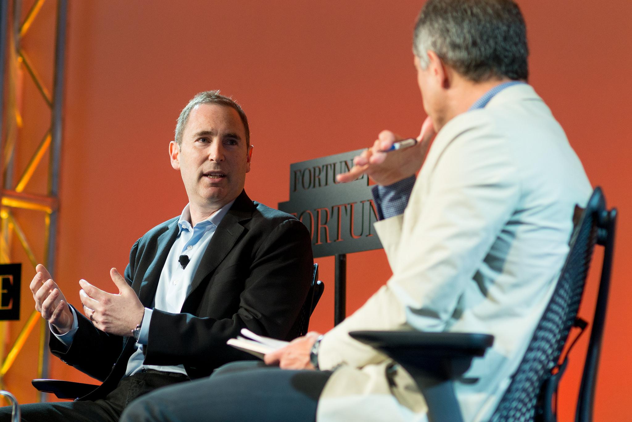 Andy Jassy, SVP, Web Services, Amazon.com Interviewer: Adam Lashinsky, Fortune