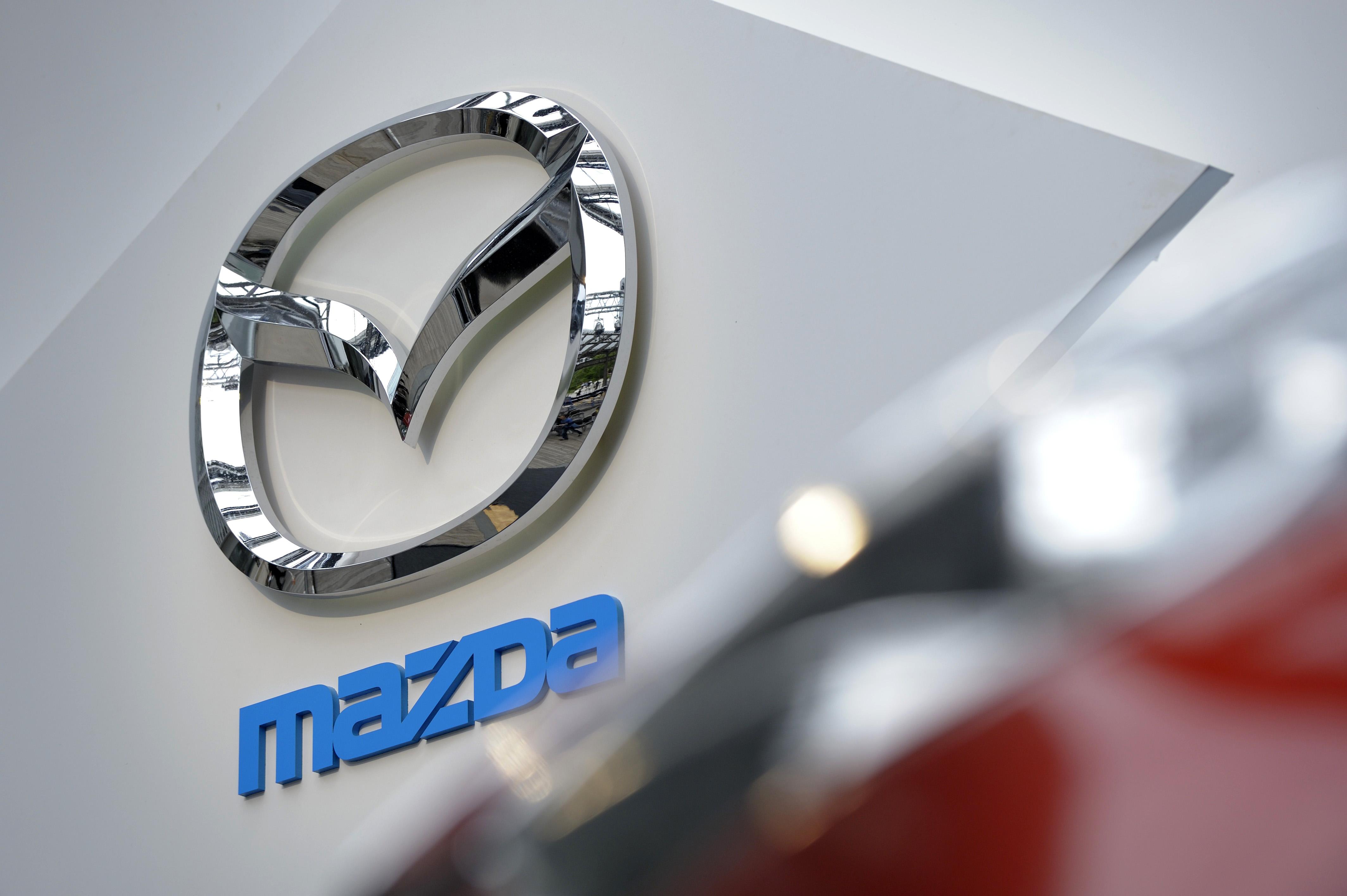 Mazda President Takashi Yamanouchi Attends Event On Skyactive Engine