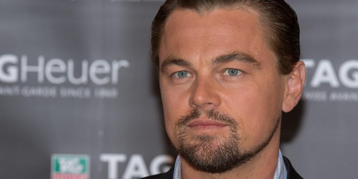 The Leonardo DiCaprio factor? Study finds wider-faced men are better negotiators