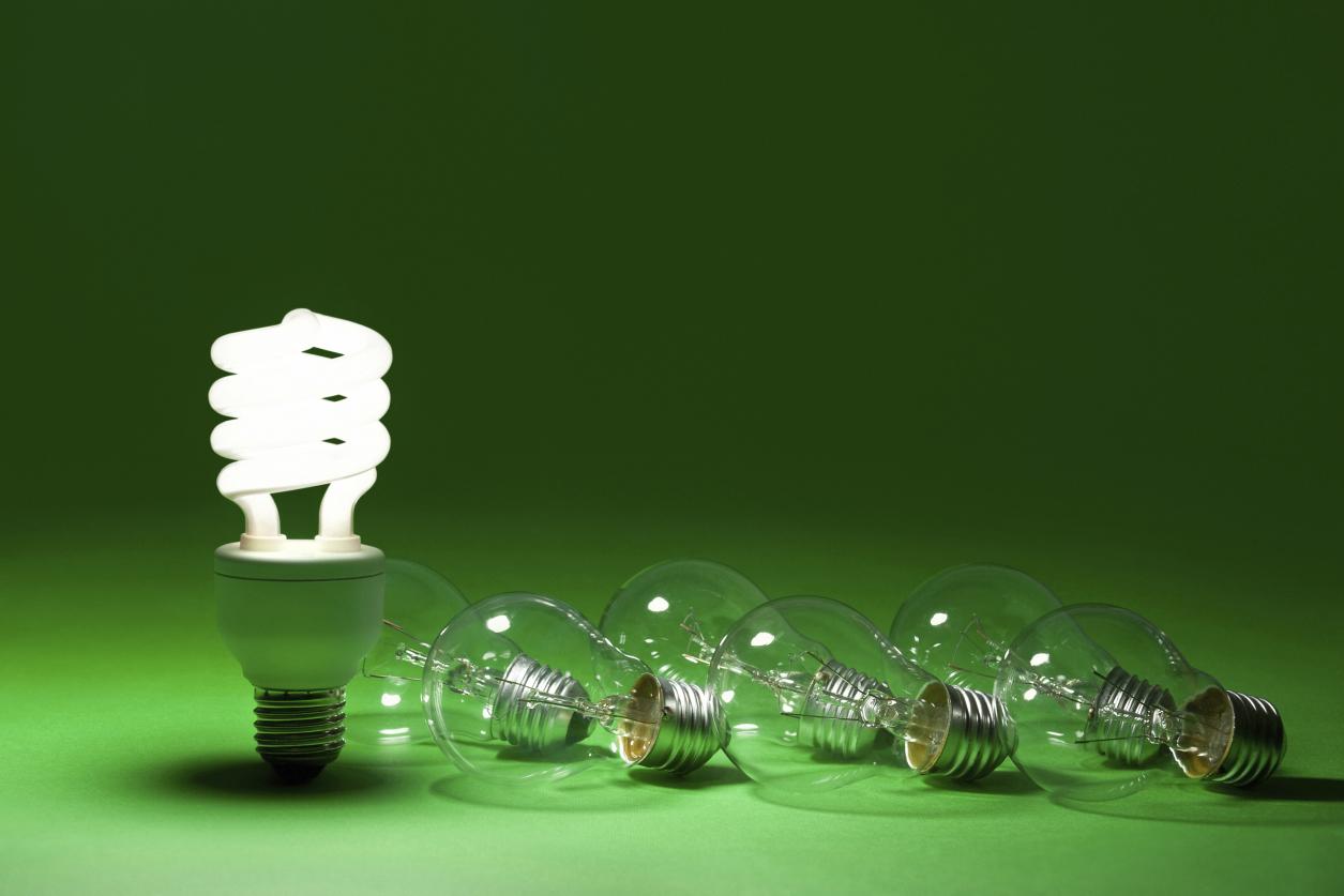 Energy Saving Lamp And Light Bulbs