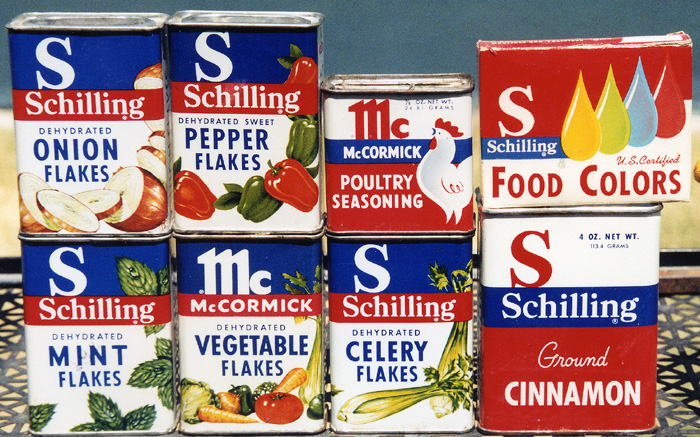 McCormick, granddaddy of American spices, may leave its