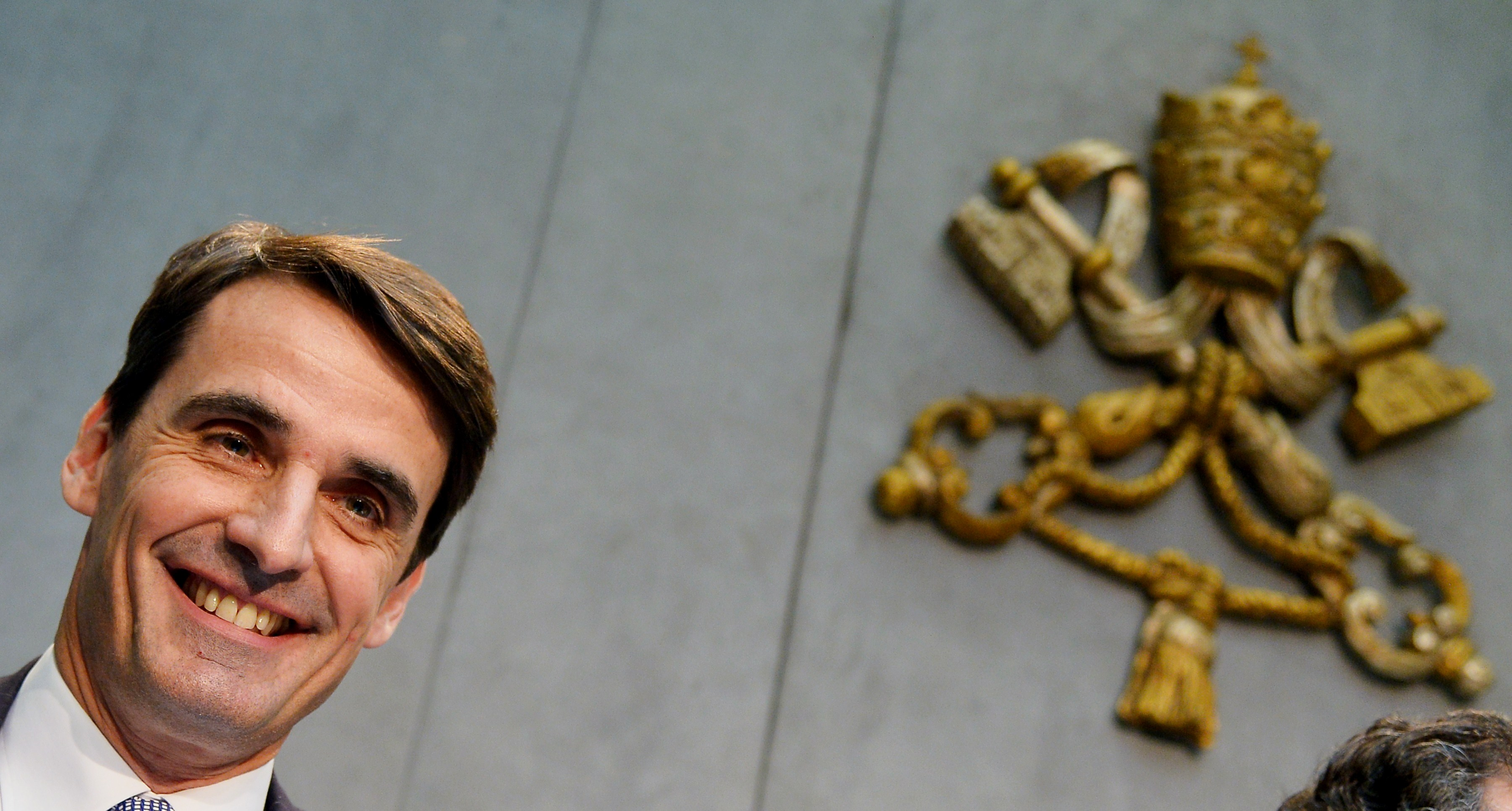 Jean-Baptiste de Franssu is going to take the Vatican's bank back to its roots in an effort to end the corruption that's overshadowed it for years.