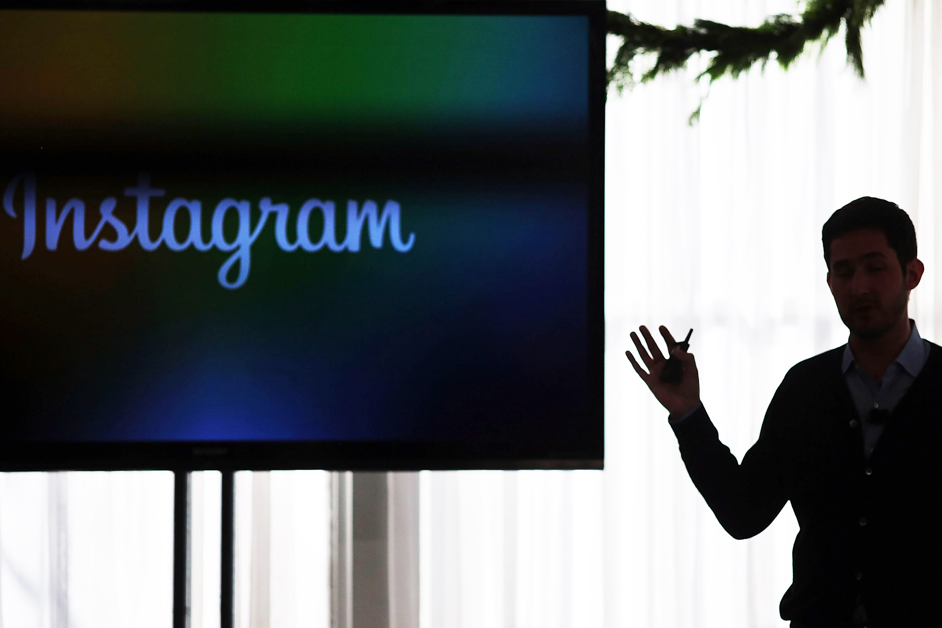 Instagram Holds Media Event In New York