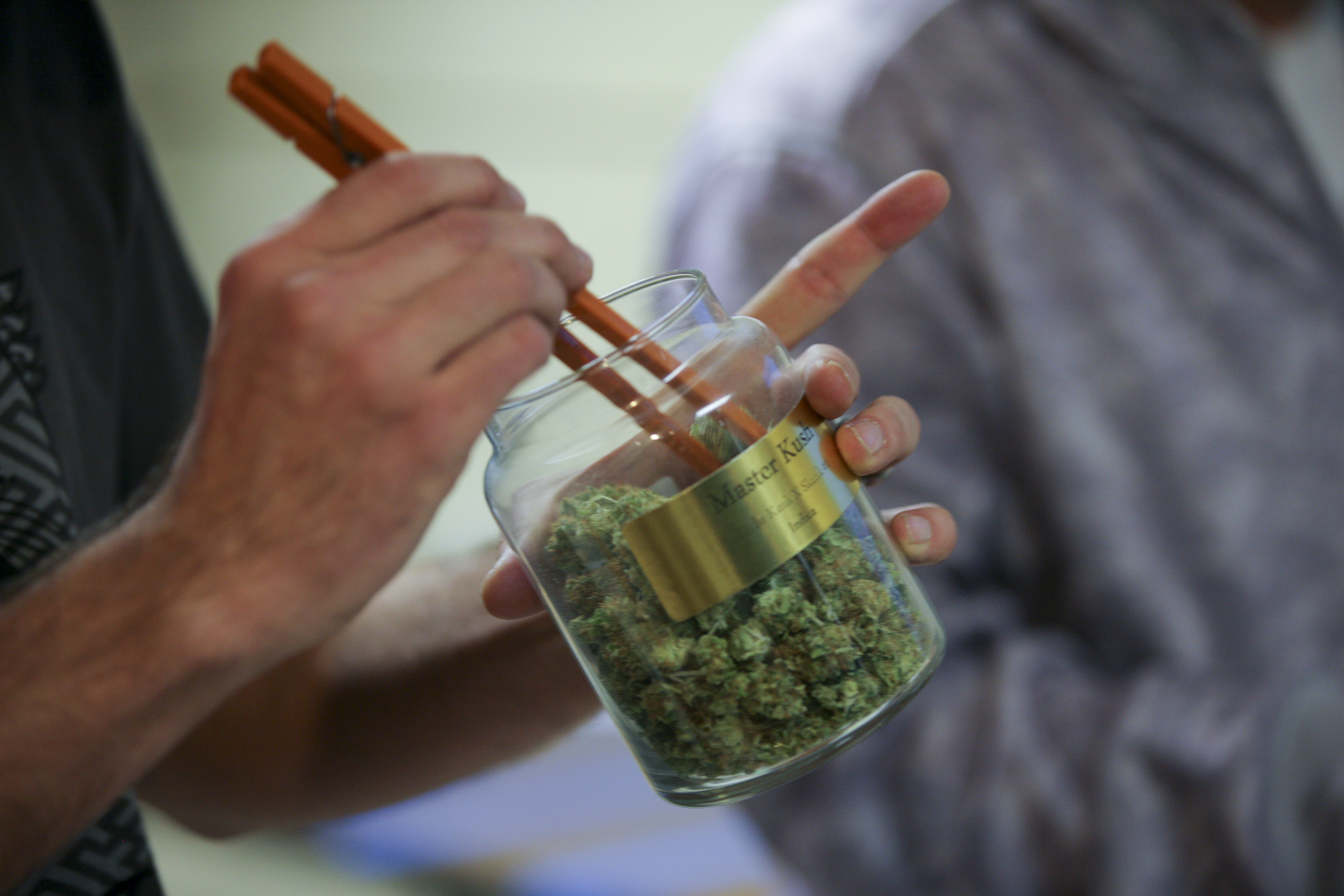 Pot Prices Double as Colorado Retailers Roll Out Green Carpet