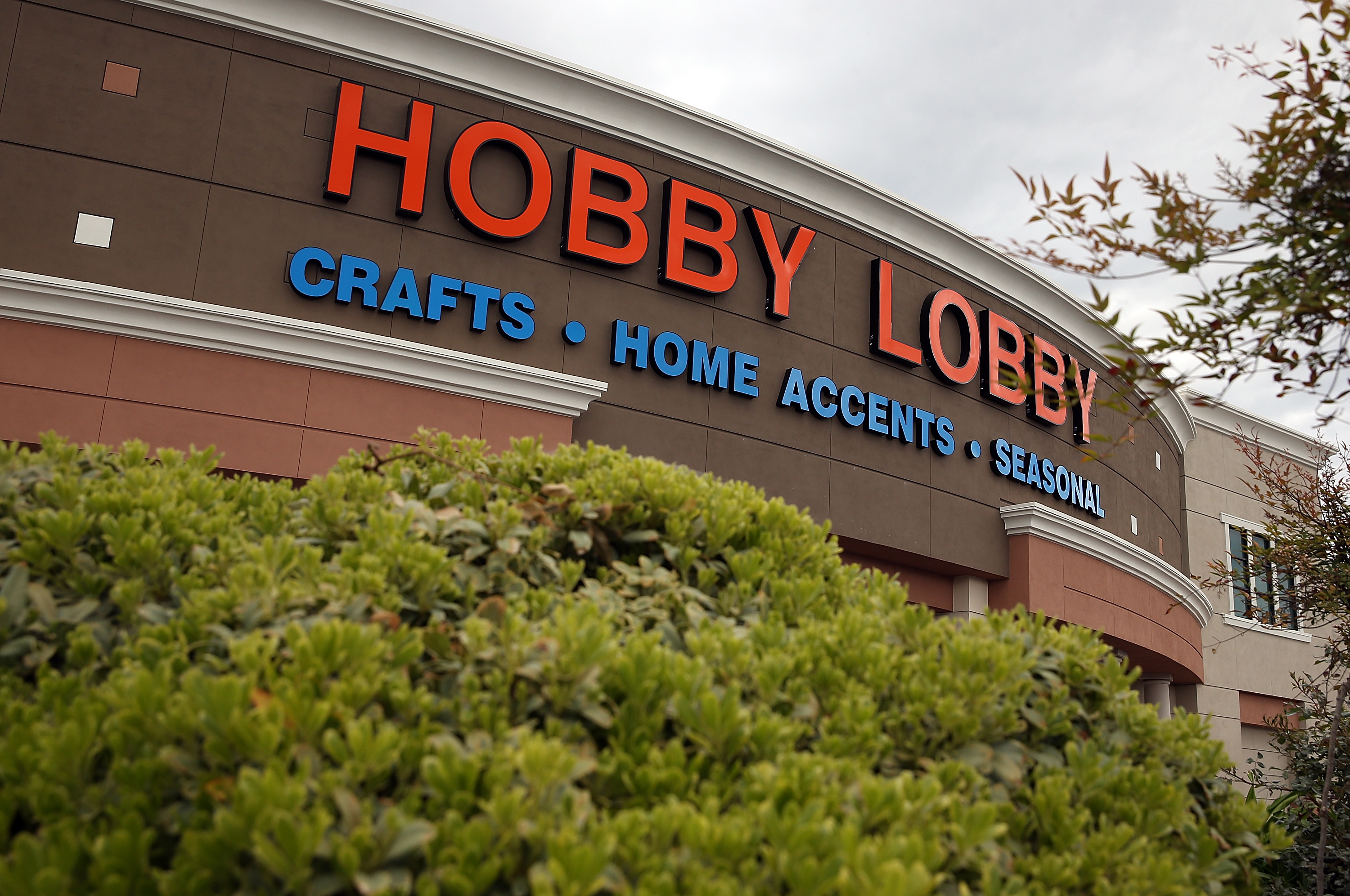 Hobby Lobby At Center Of Supreme Court Case Against Affordable Care Act Birth Control Clause