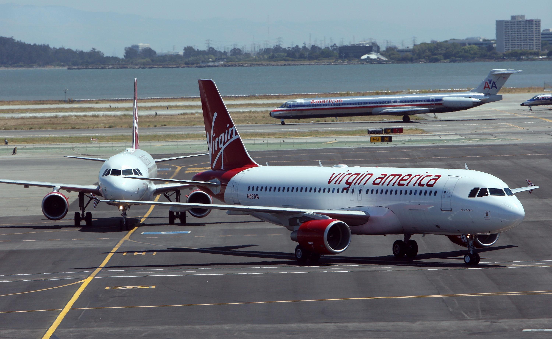 Virgin America Joins Ranks Of U.S. Low-Fare Airlines