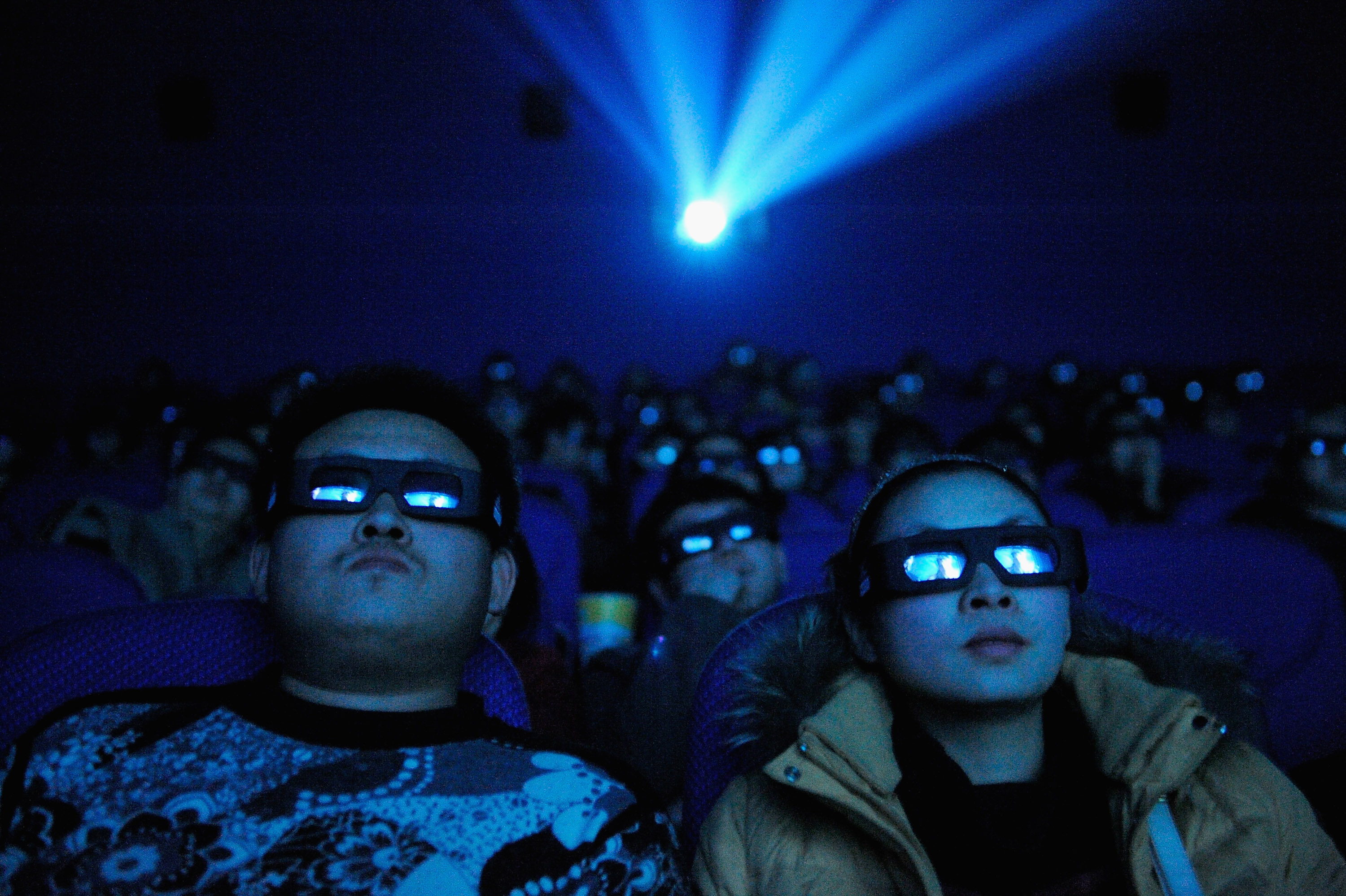 'Avatar' Hot Showing In China