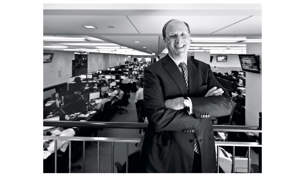Blackrock's Larry Fink