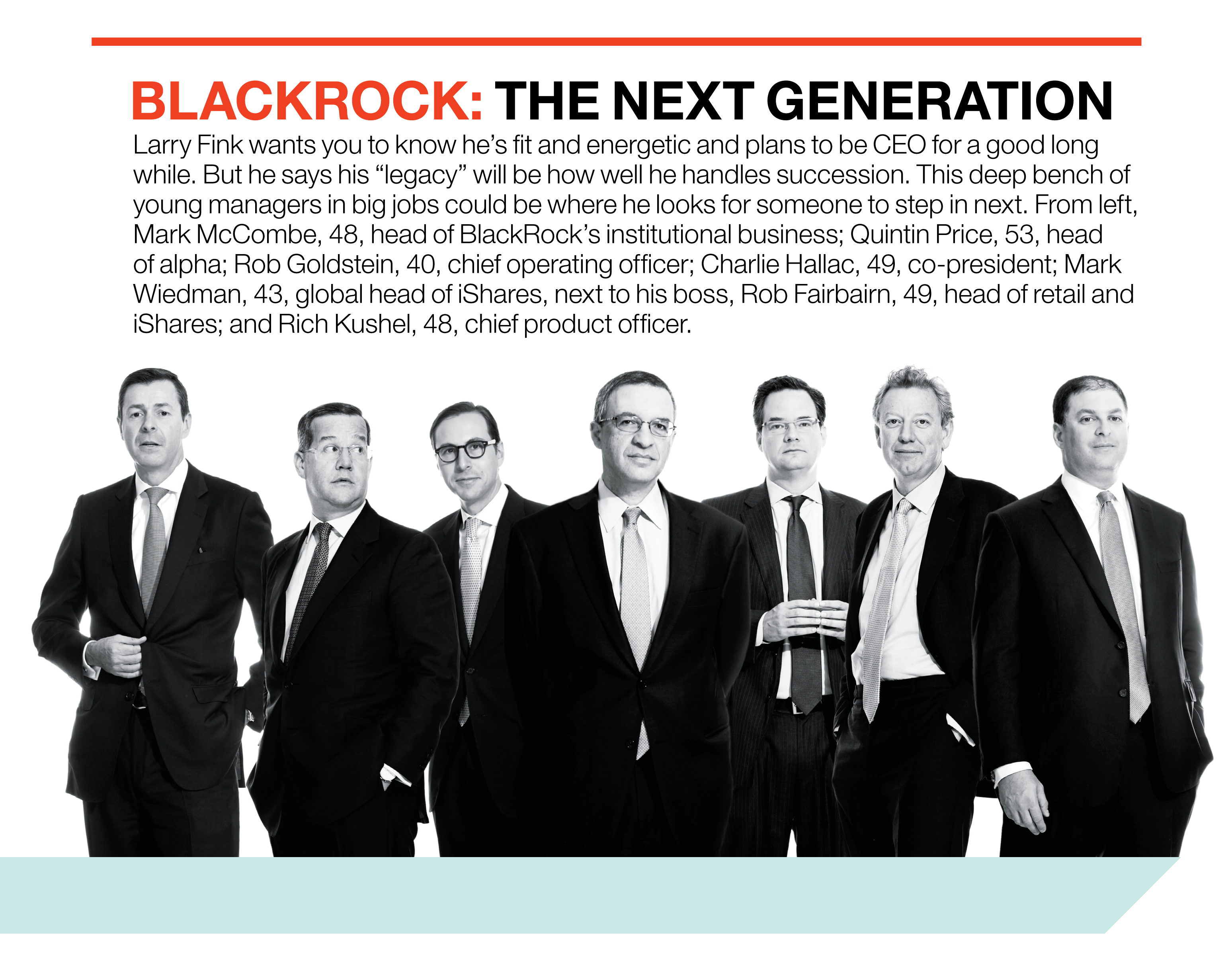 BlackRock: The $4 3 trillion force | Fortune