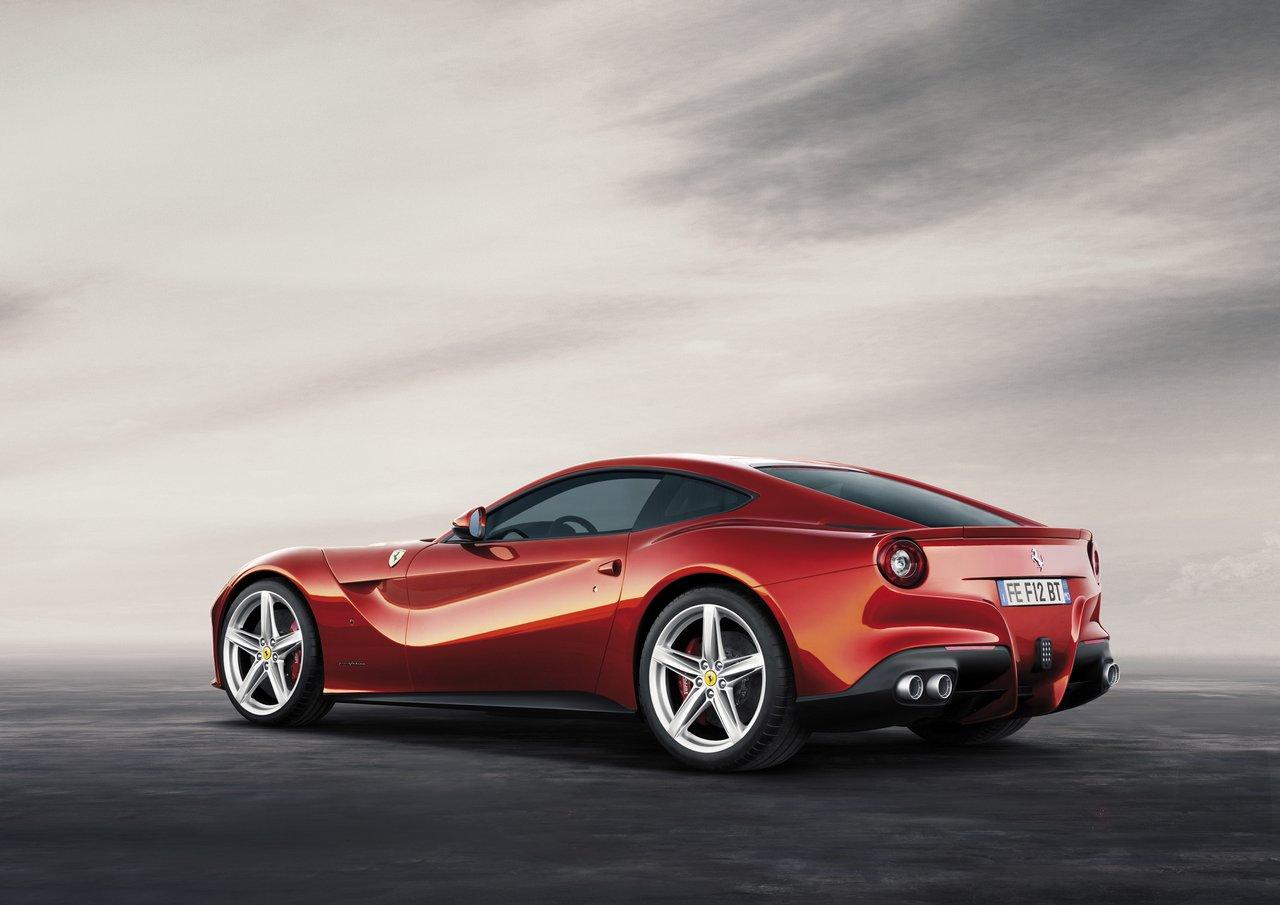 Ferrari F12berlinetta Is A Sports Car That Sings Fortune