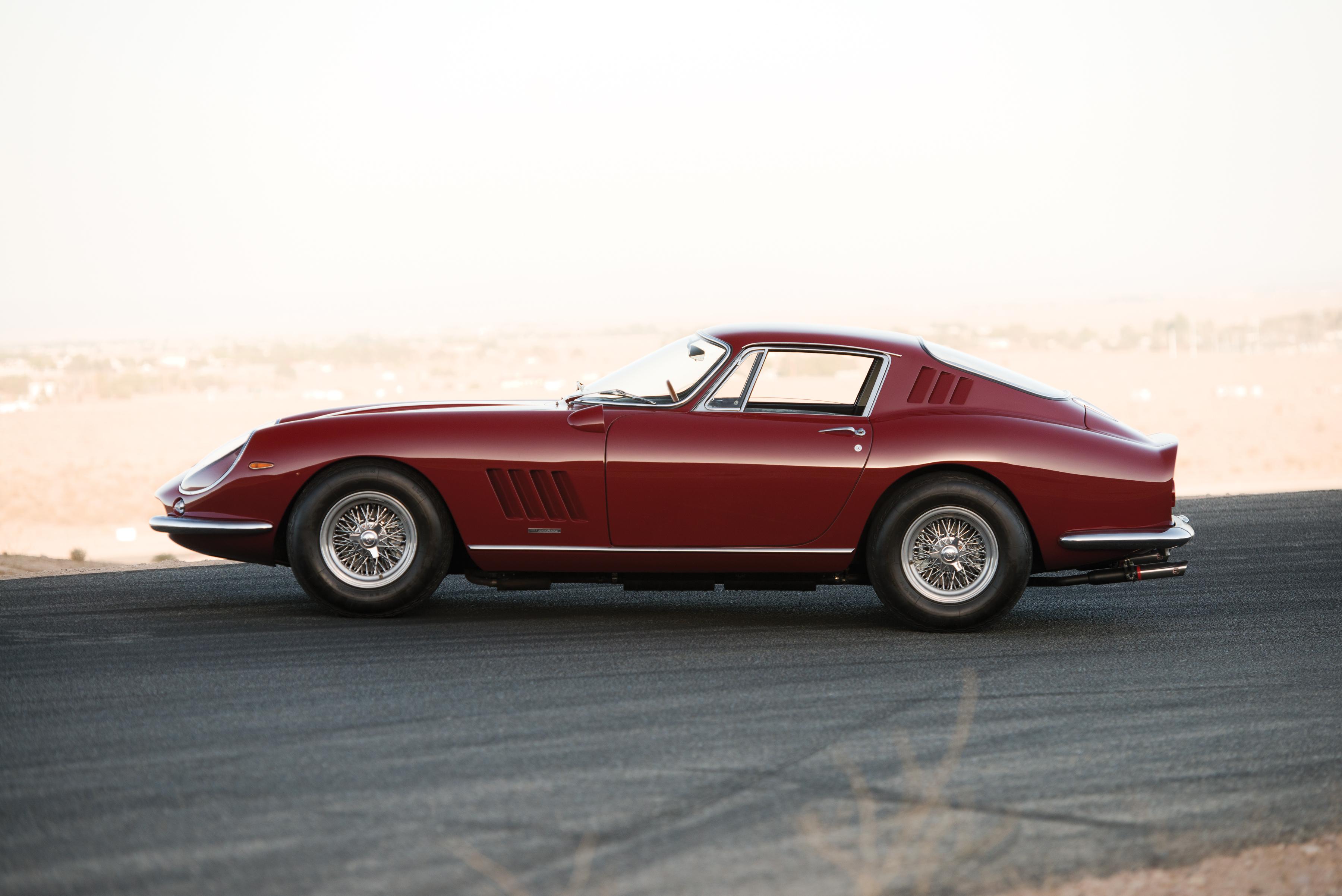 1967 Ferrari 275 GTB4 ex Steve McQueen