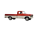 1968 FORD F-100 STYLE-SIDE PICKUP