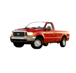 1999 FORD F-250 SUPER-DUTY REGULAR CAB
