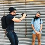 photo taken at Instameet in Greenpoint, NY. May 2014