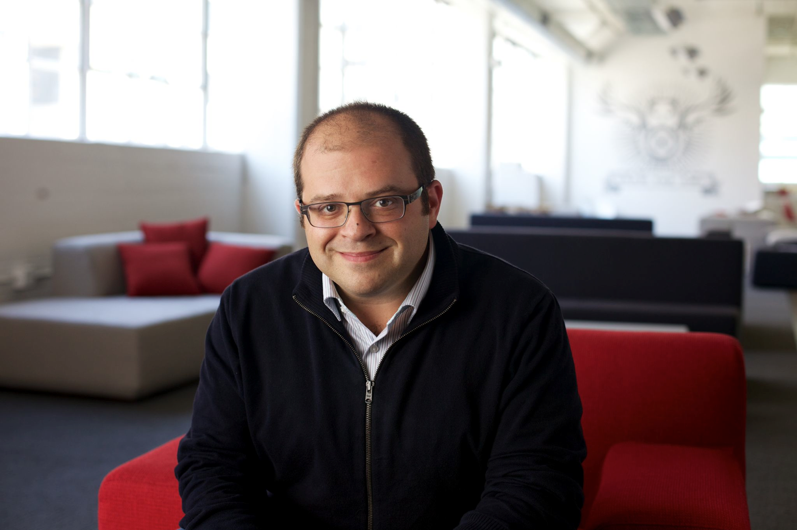 Jeff Lawson, co-founder and CEO, Twilio.