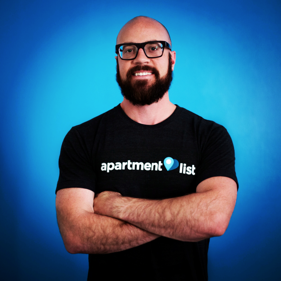 John Kobs, co-founder and CEO, Apartment List.