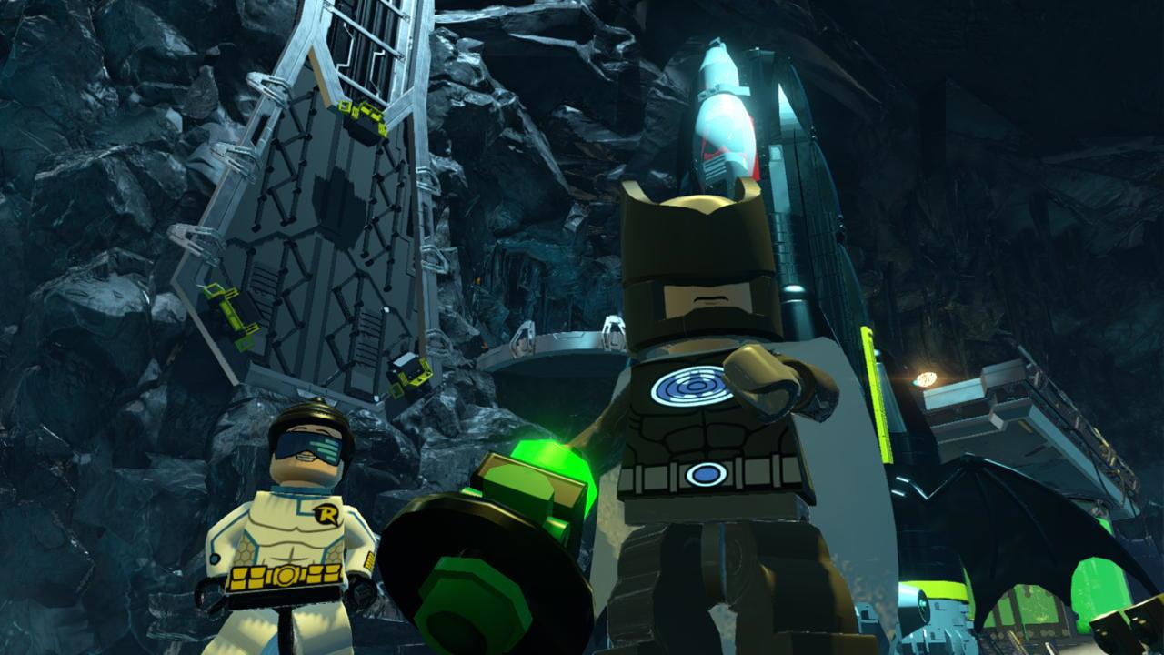 A scene from 'Lego Batman 3: Beyond Gotham'