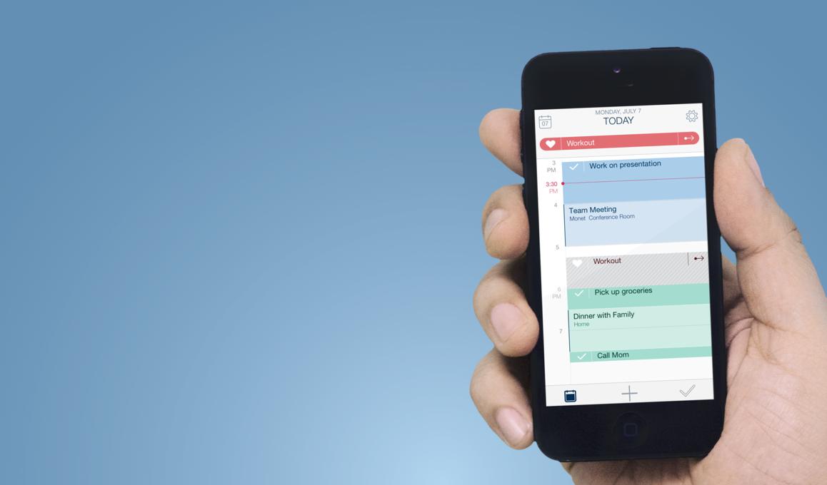 Timeful mobile time management app