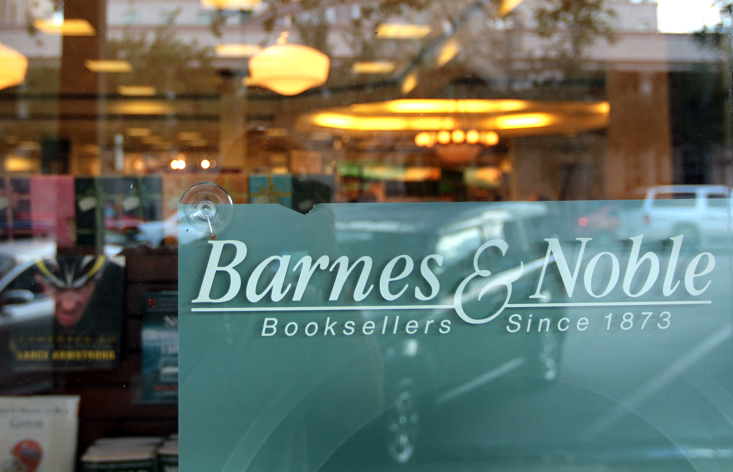 Barnes Noble Is Spinning Off Its College Store Business