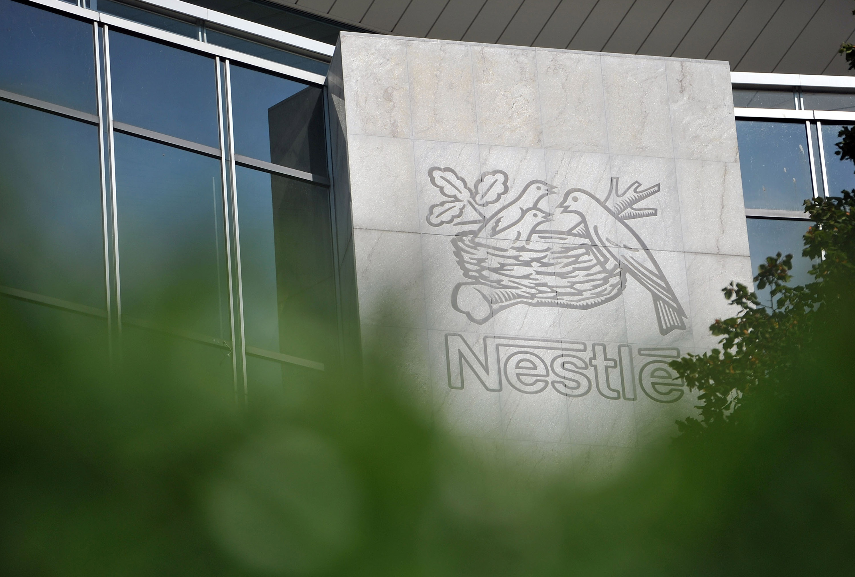 Nestle Headquarters In Vevey Switzerland