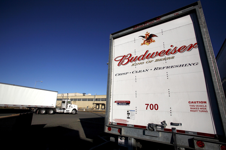 Anheuser-Busch InBev Brewery