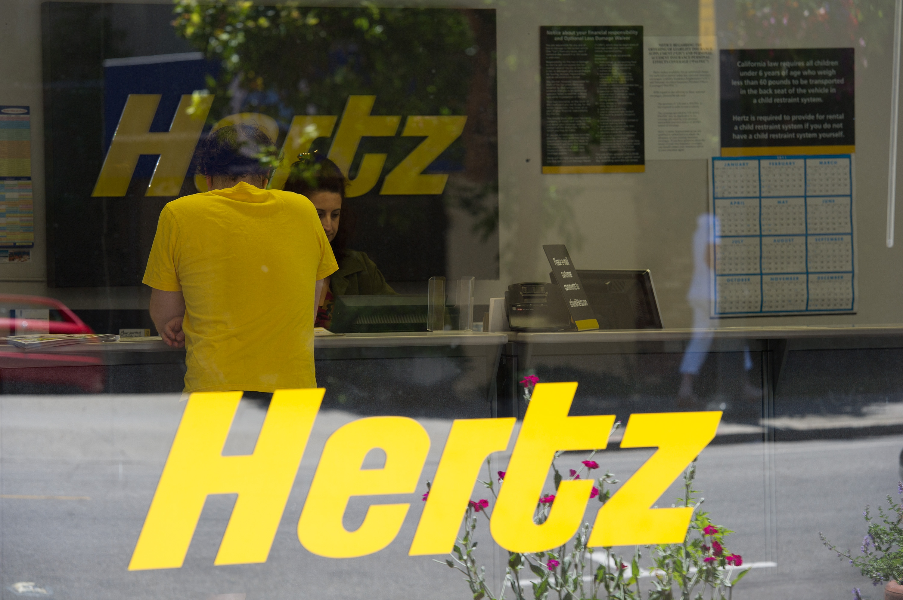 Hertz Global Holdings Inc Announce Earnings
