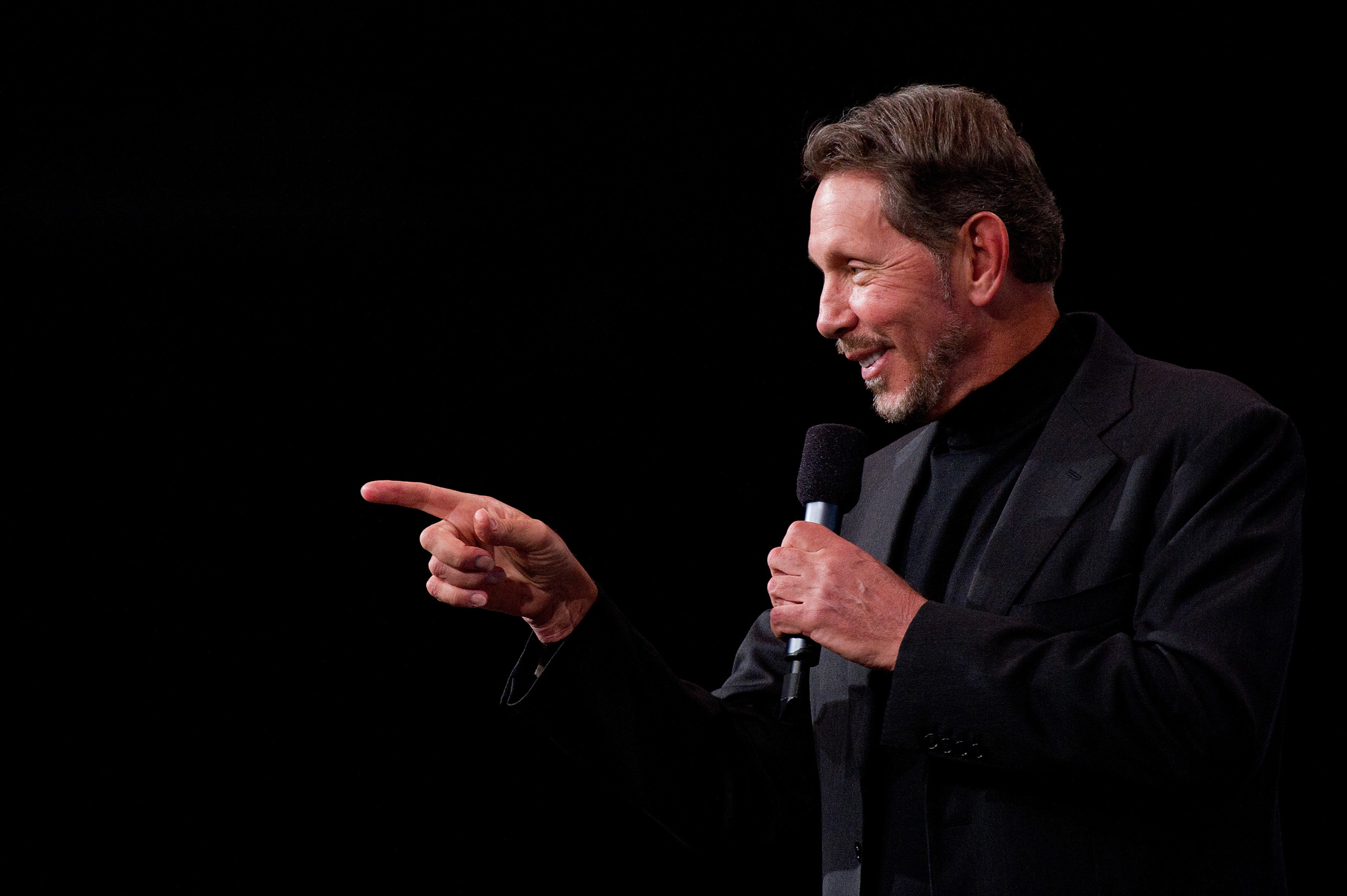 My job interview with Larry Ellison | Fortune