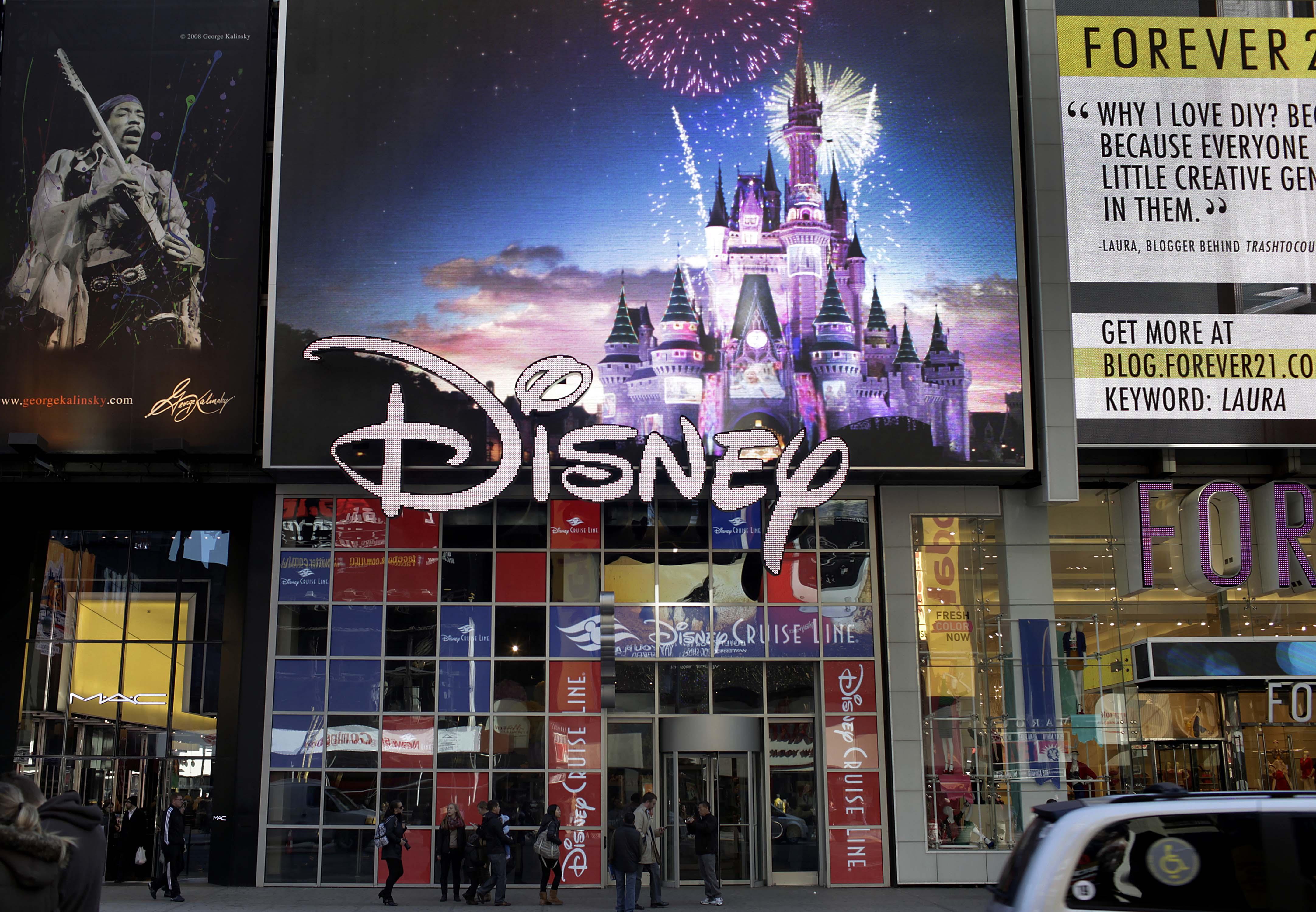 General Imagery Ahead Of Disney Earnings