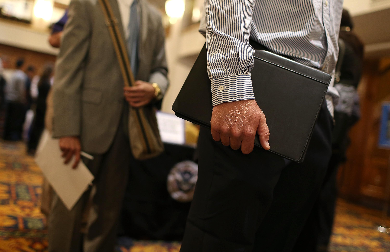 """Job Seekers Attend """"HIREvent"""" Job Fair In San Francisco"""