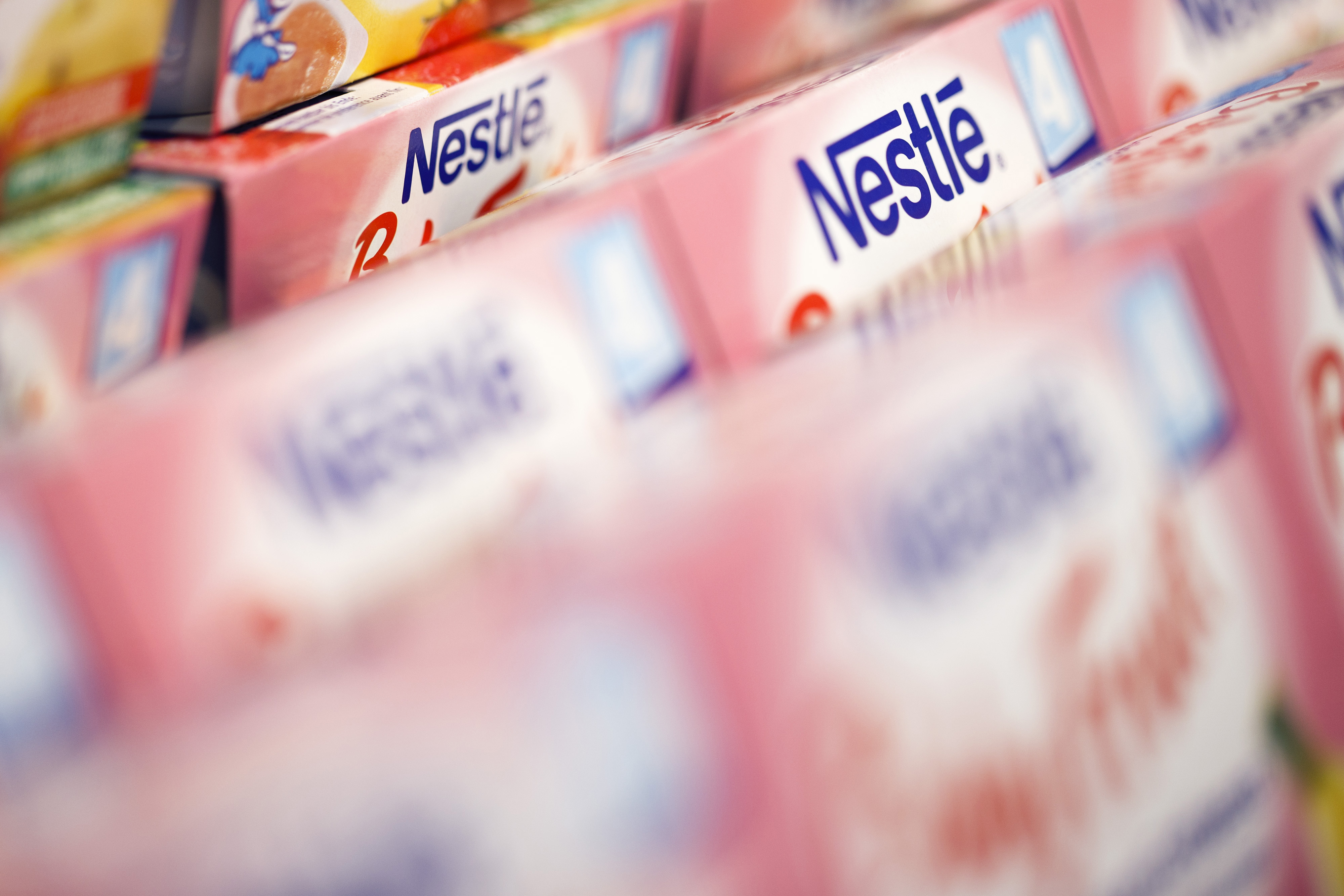 Nestle SA Full-Year Results News Conference