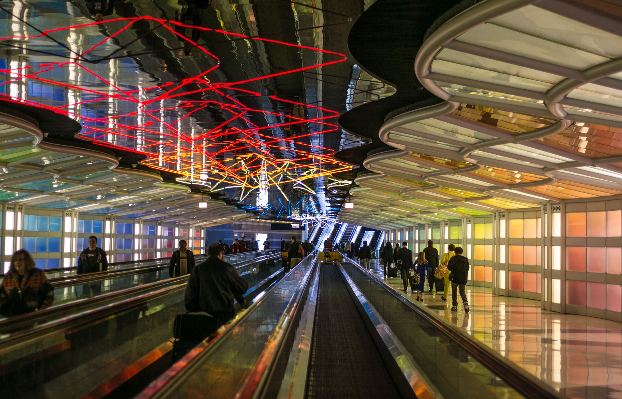 Exploring Chicago's O'Hare Airport