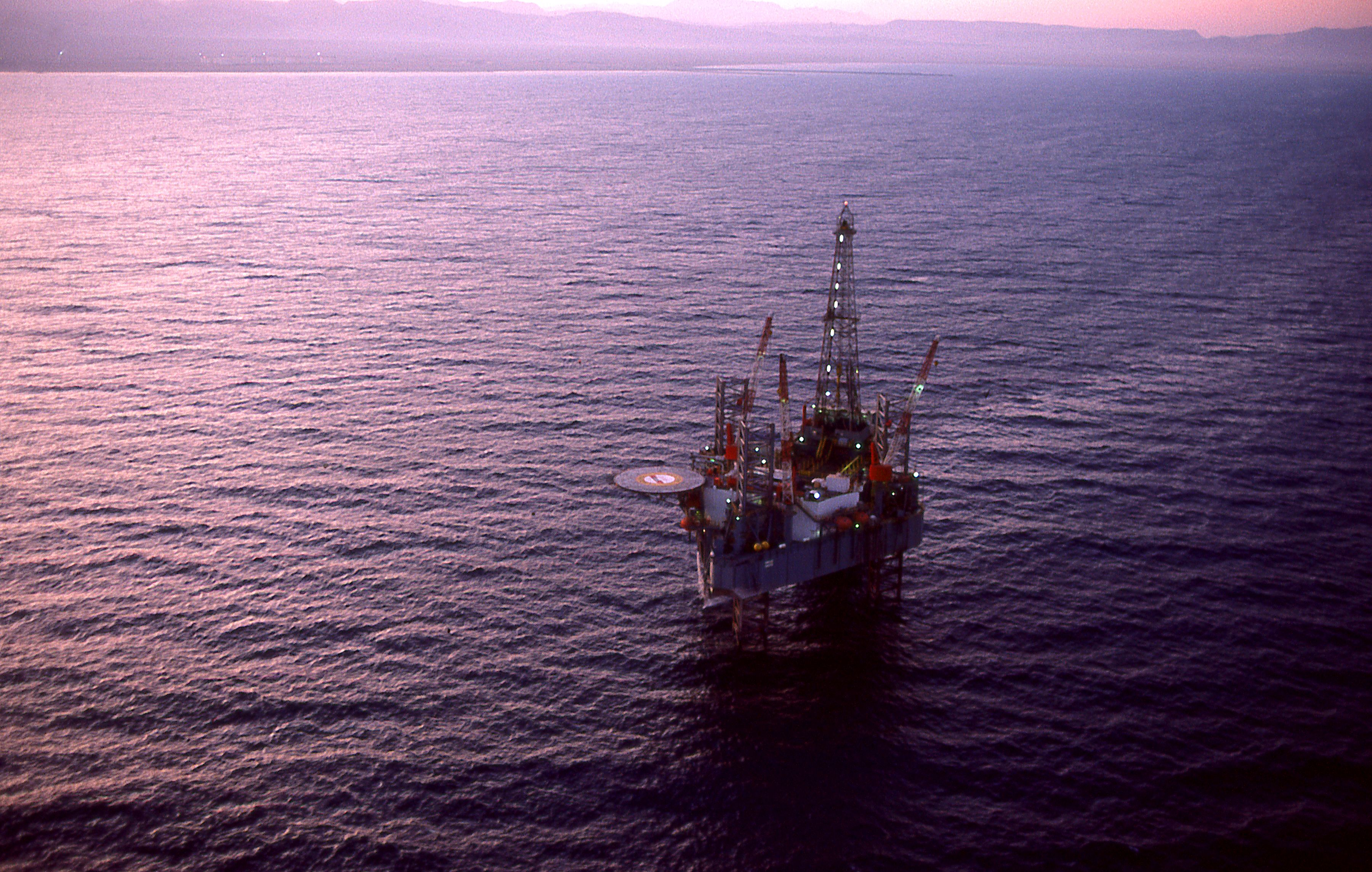 Offshore jack-up drilling rig