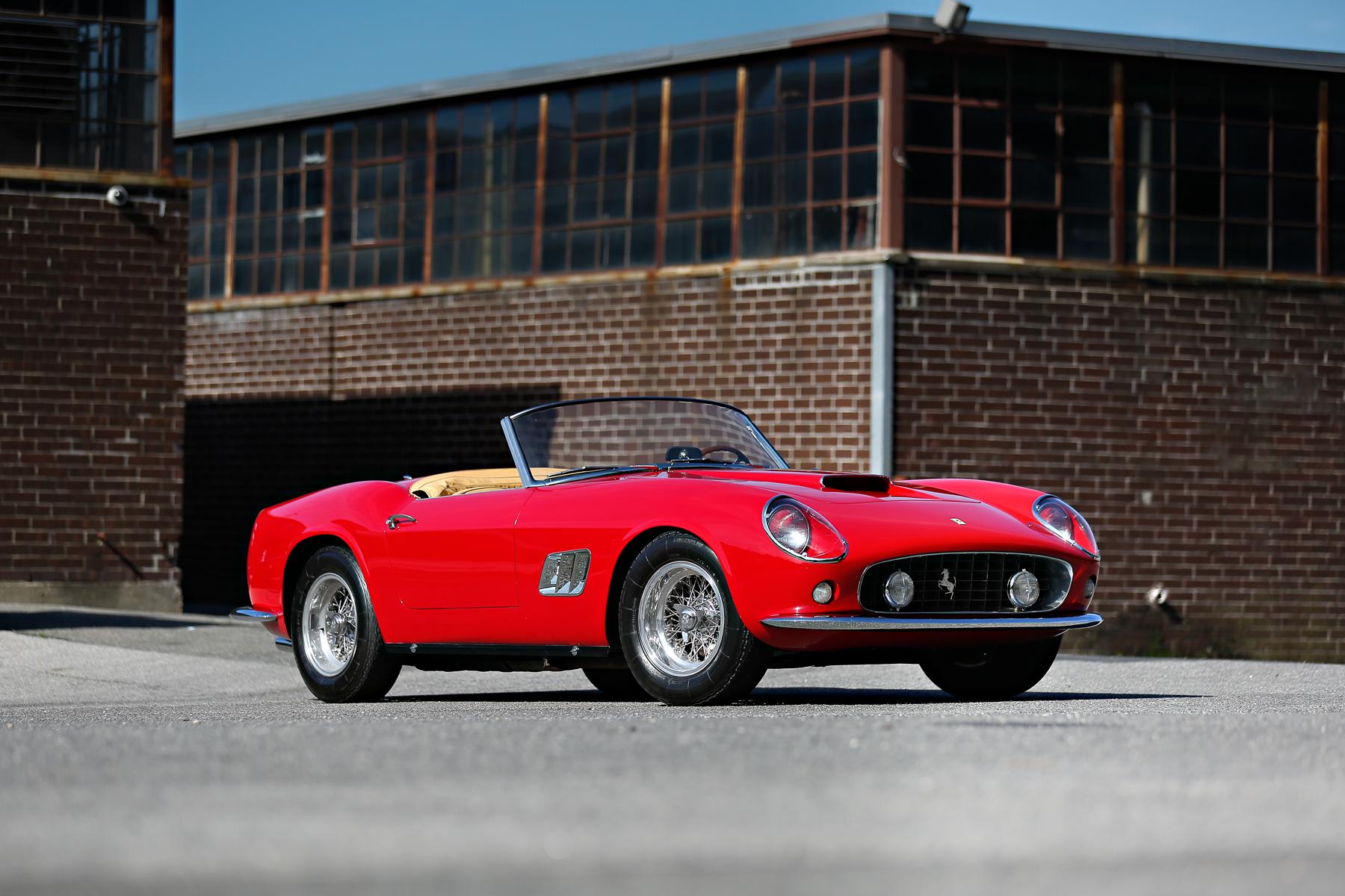 1961 Ferrari 250 Gt California Swb Spider Fortune