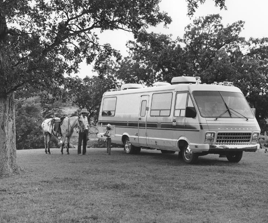 Winnebago Industries through the ages | Fortune