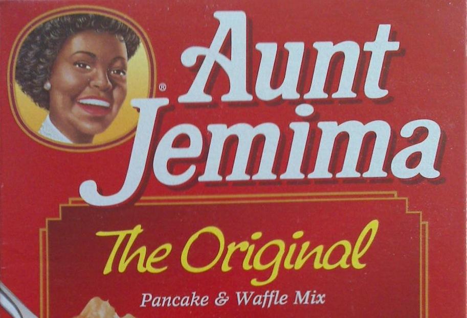 aunt jemima box