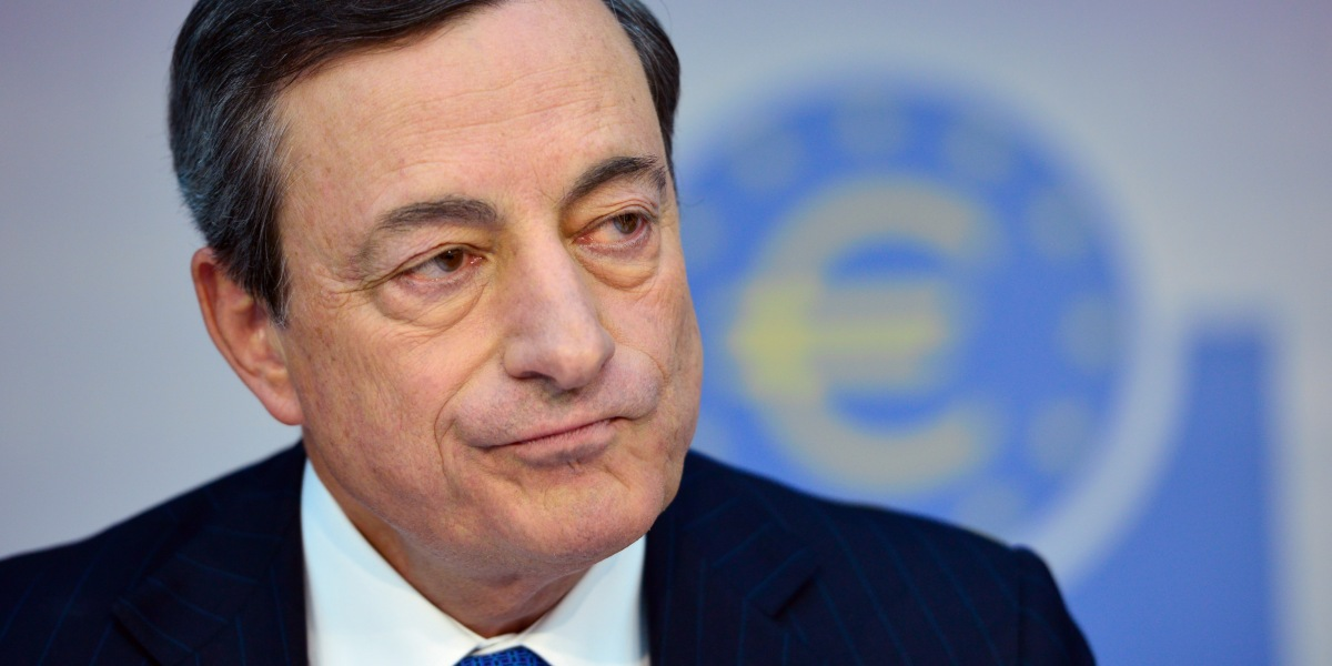 After a Tumultuous Stint, Mario Draghi Is Leaving the ECB. His Legacy Will Forever Be Tied to These 3 Words