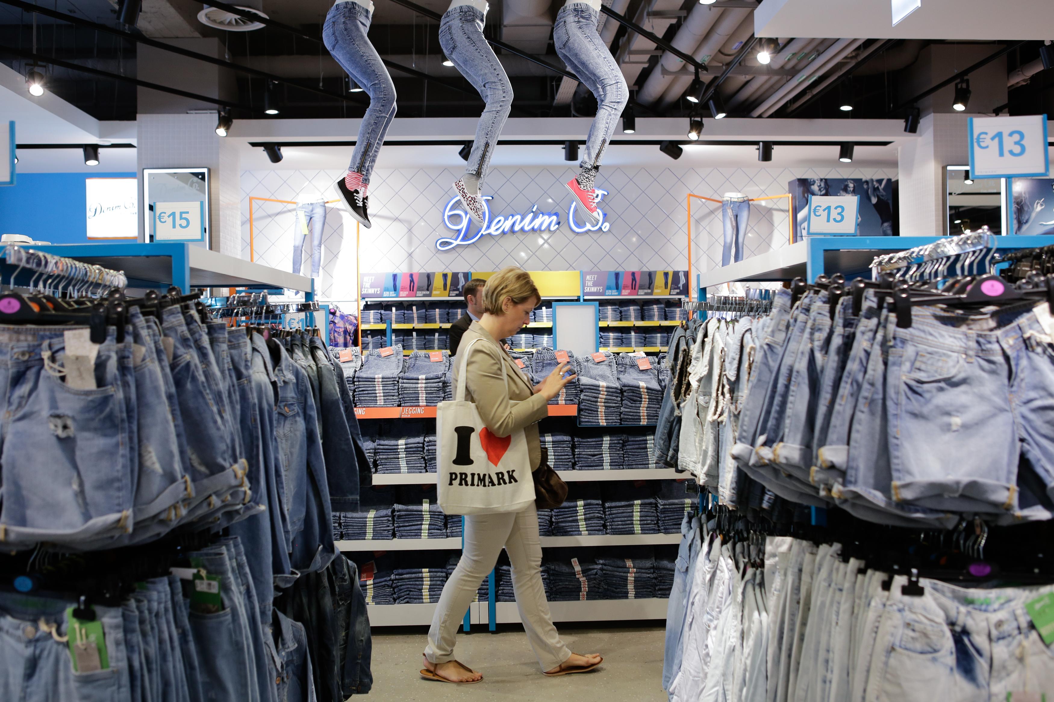 Primark Opens Store At Alexanderplatz