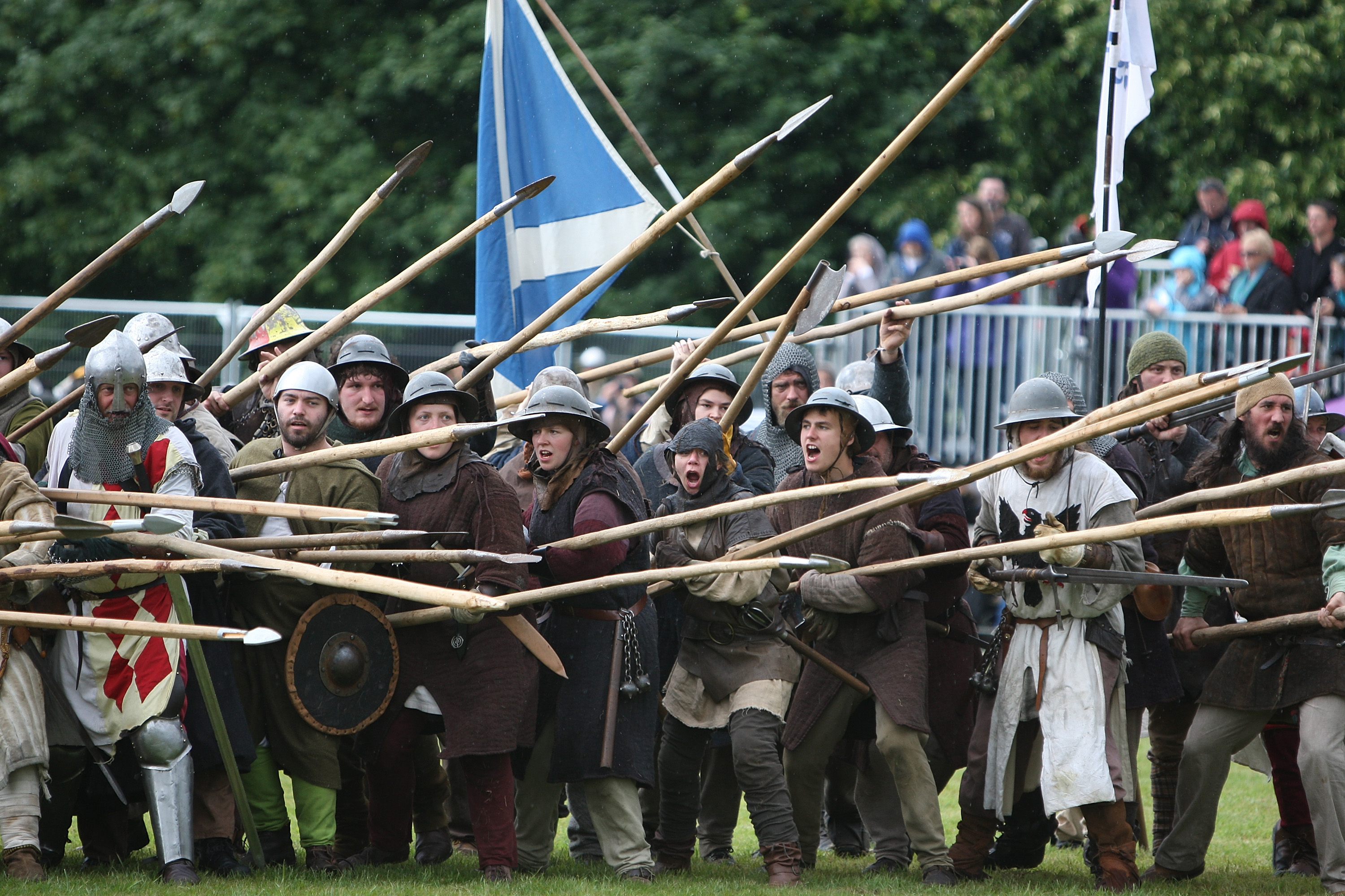 700th Anniversary Of The Battle Of Bannockburn