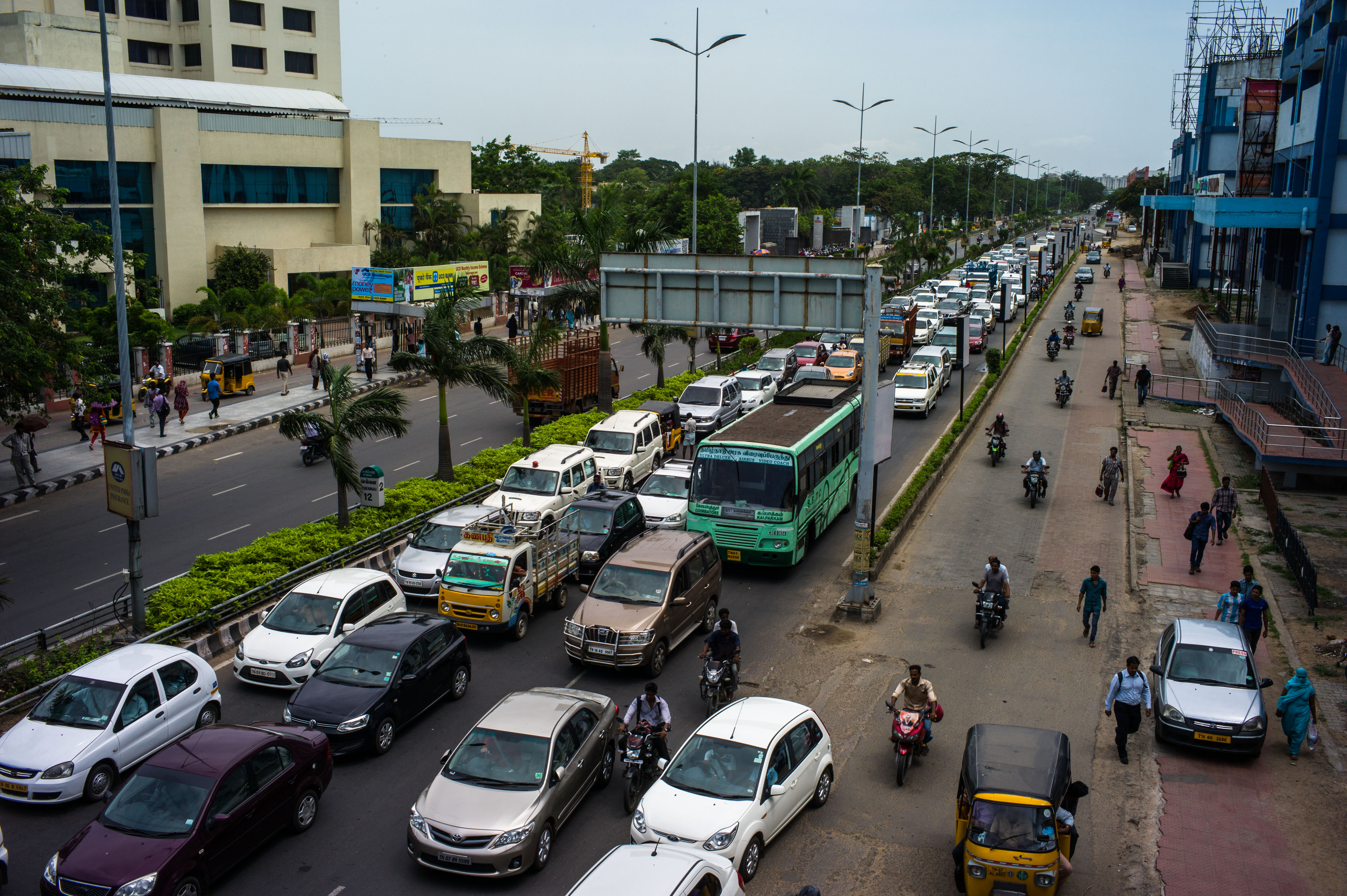 Infrastructure And General Economy As Modi Pledges To Unclog Nation