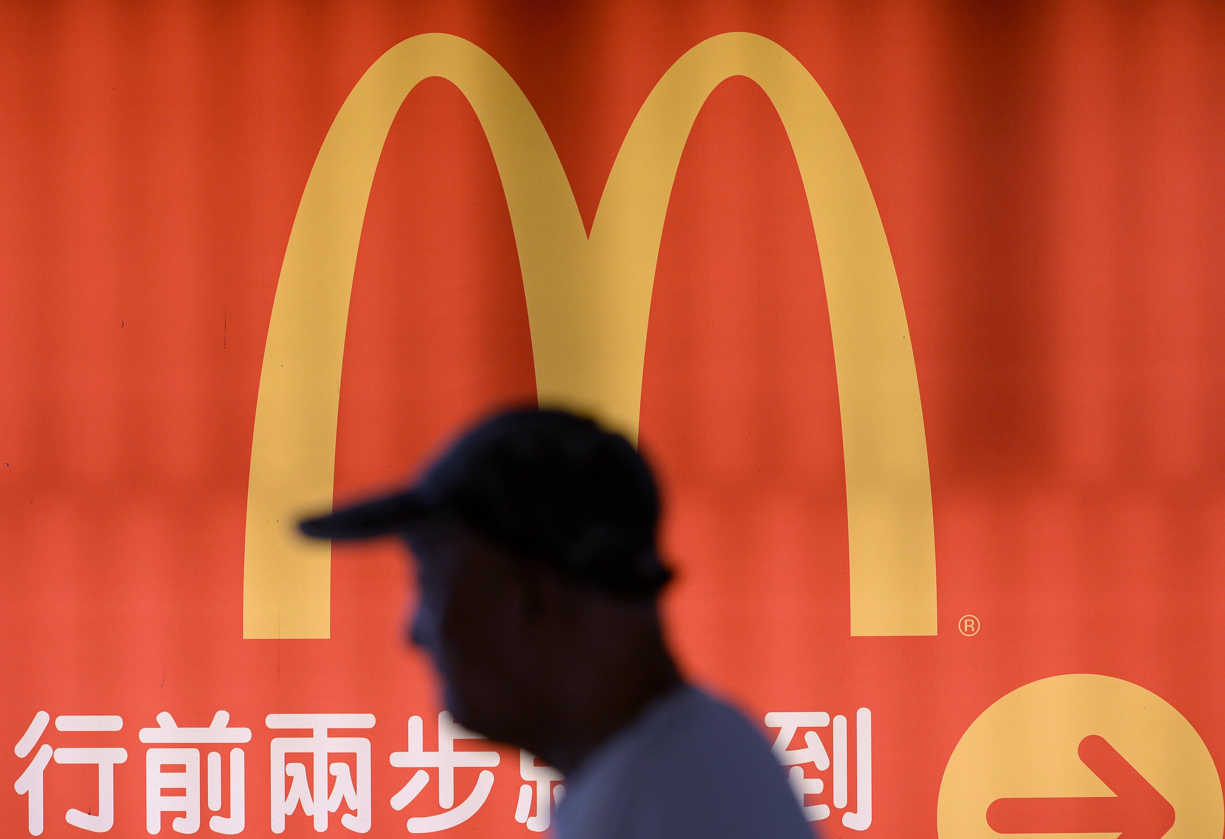 HONG KONG-CHINA-US-FOOD-SAFETY-MCDONALDS