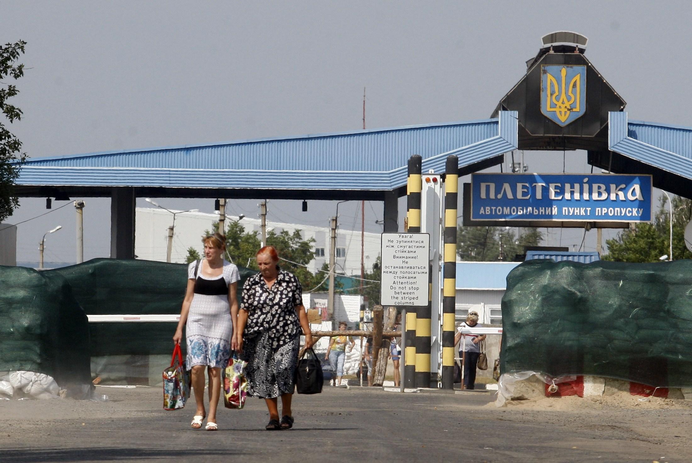 UKRAINE-RUSSIA-CRISIS-POLITICS-HUMANITARIAN CONVOY