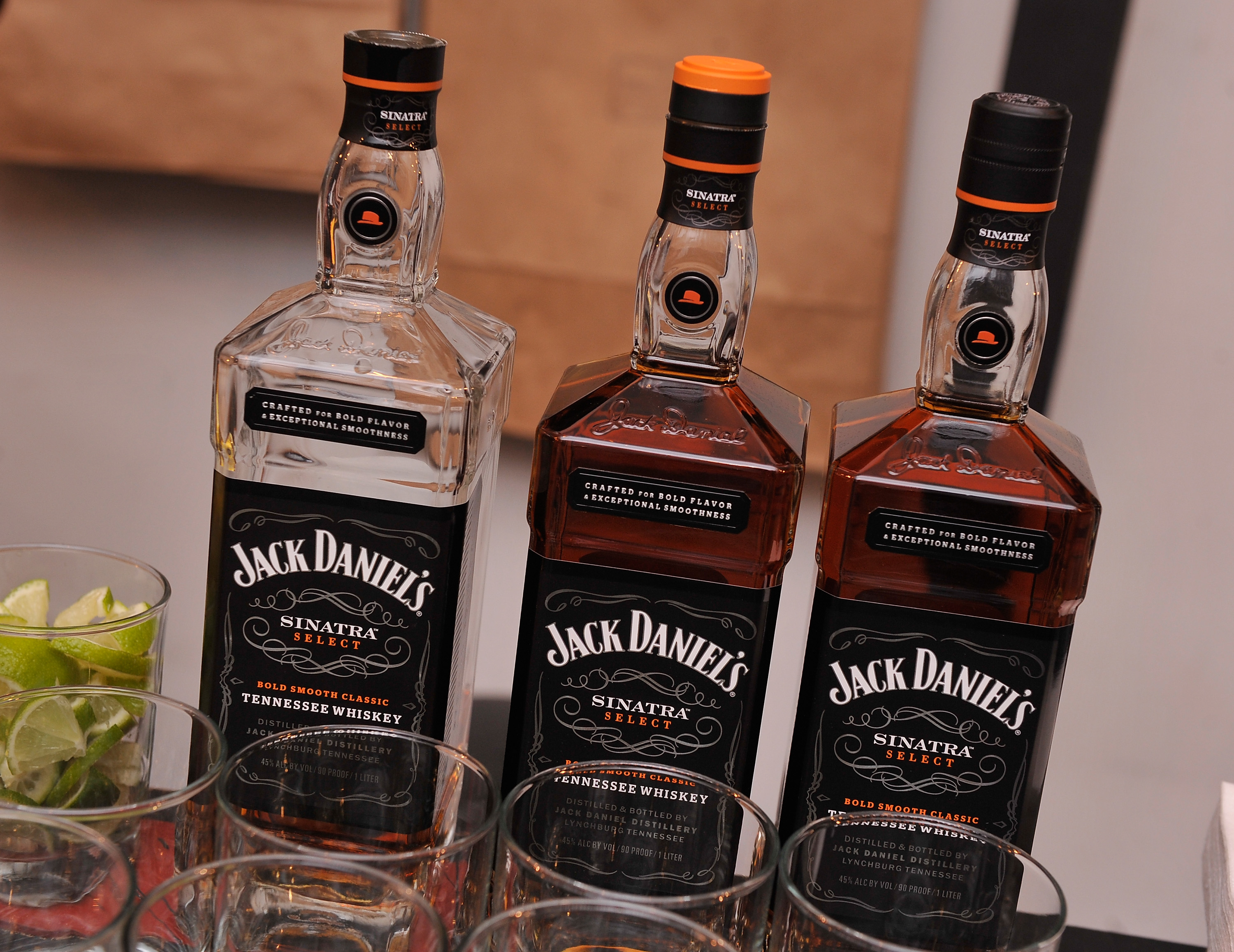 Jack Daniels & New York Magazine Celebrate Jack Daniels' Sinatra Select
