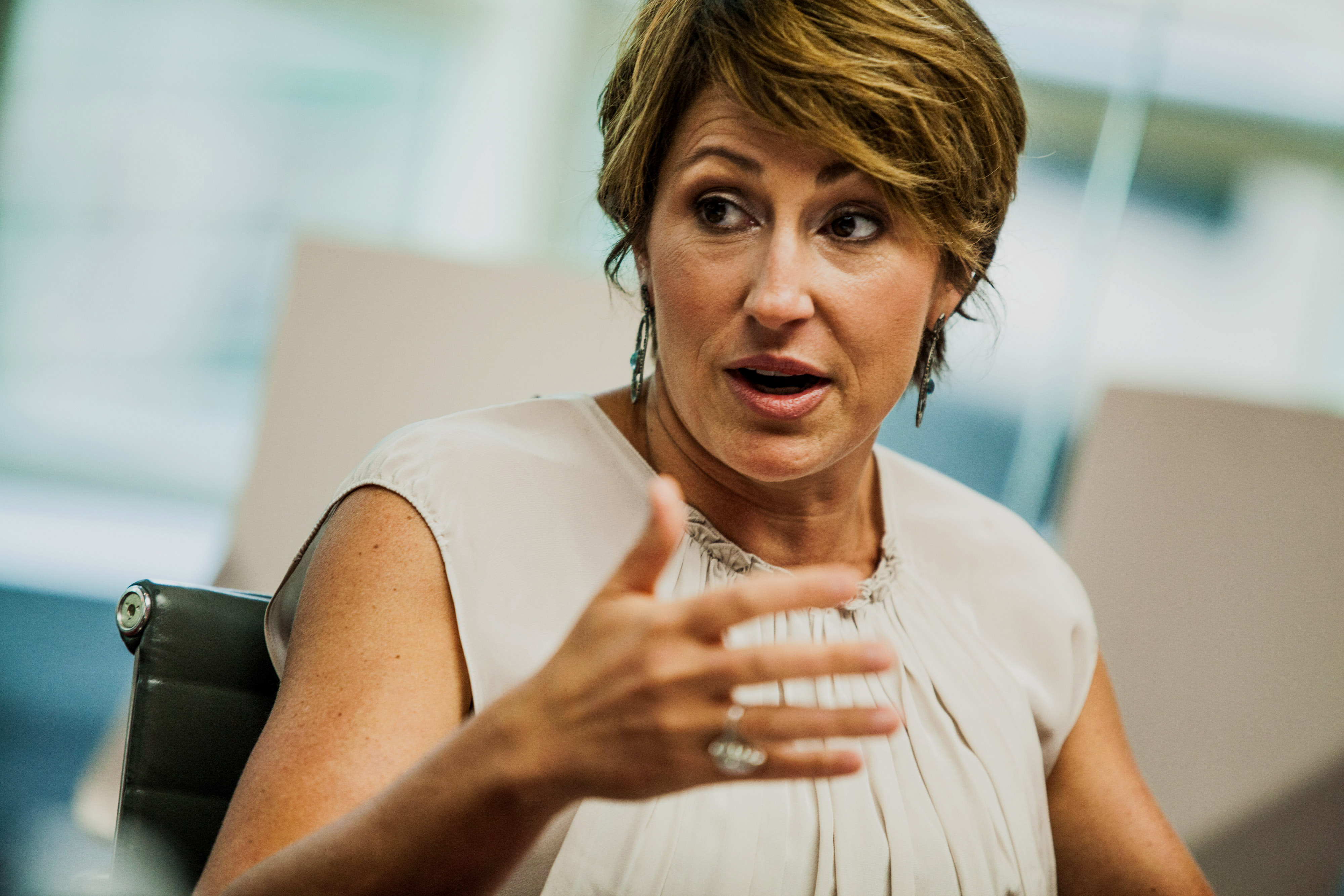 Mylan Inc. Chief Executive Officer Heather Bresch Interview