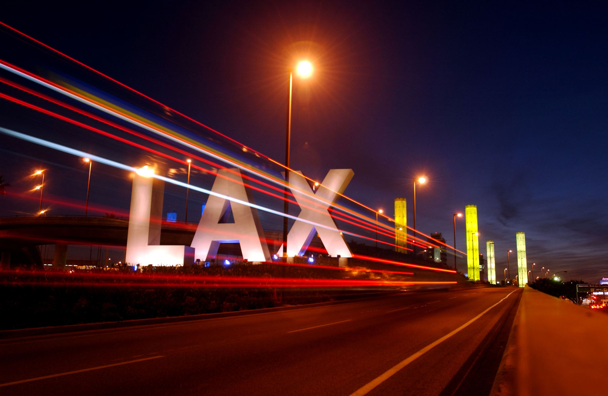 Los Angeles International Airport Possible Site of Future Attacks