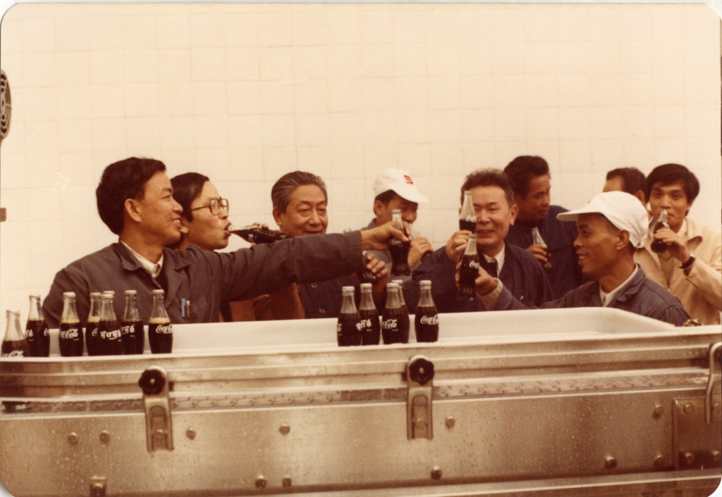 Opening happiness: An oral history of Coca-Cola in China | Fortune